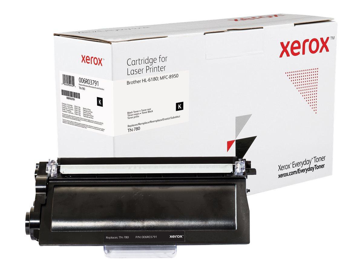 Xerox Everyday - black - toner cartridge (alternative for: Brother TN780)