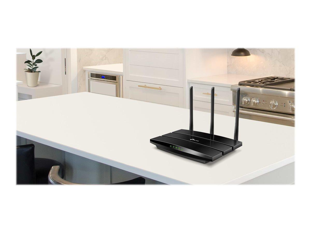 TP-Link Archer A8 - V1 - wireless router - 802.11a/b/g/n/ac Wave 2 - desktop