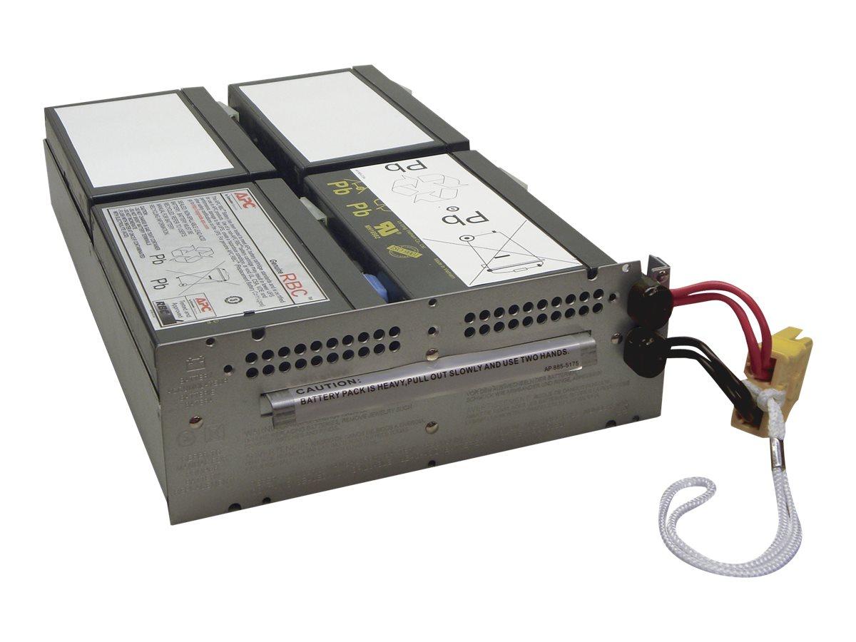 APC Replacement Battery Cartridge #133 - UPS battery - lead acid