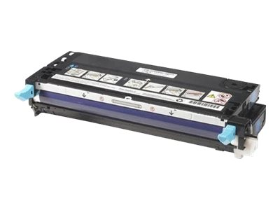 Dell - High Capacity - cyan - original - toner cartridge
