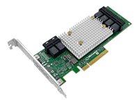 Microchip Adaptec HBA 1100 24i - storage controller - SATA 6Gb/s / SAS 12Gb/s - PCIe 3.0 x8
