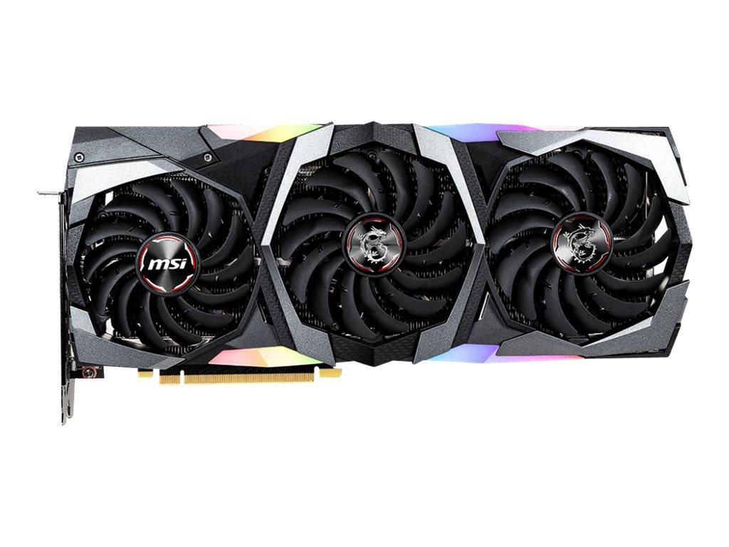 MSI GeForce RTX 2080 SUPER GAMING X TRIO - graphics card - GF RTX 2080 SUPER - 8 GB