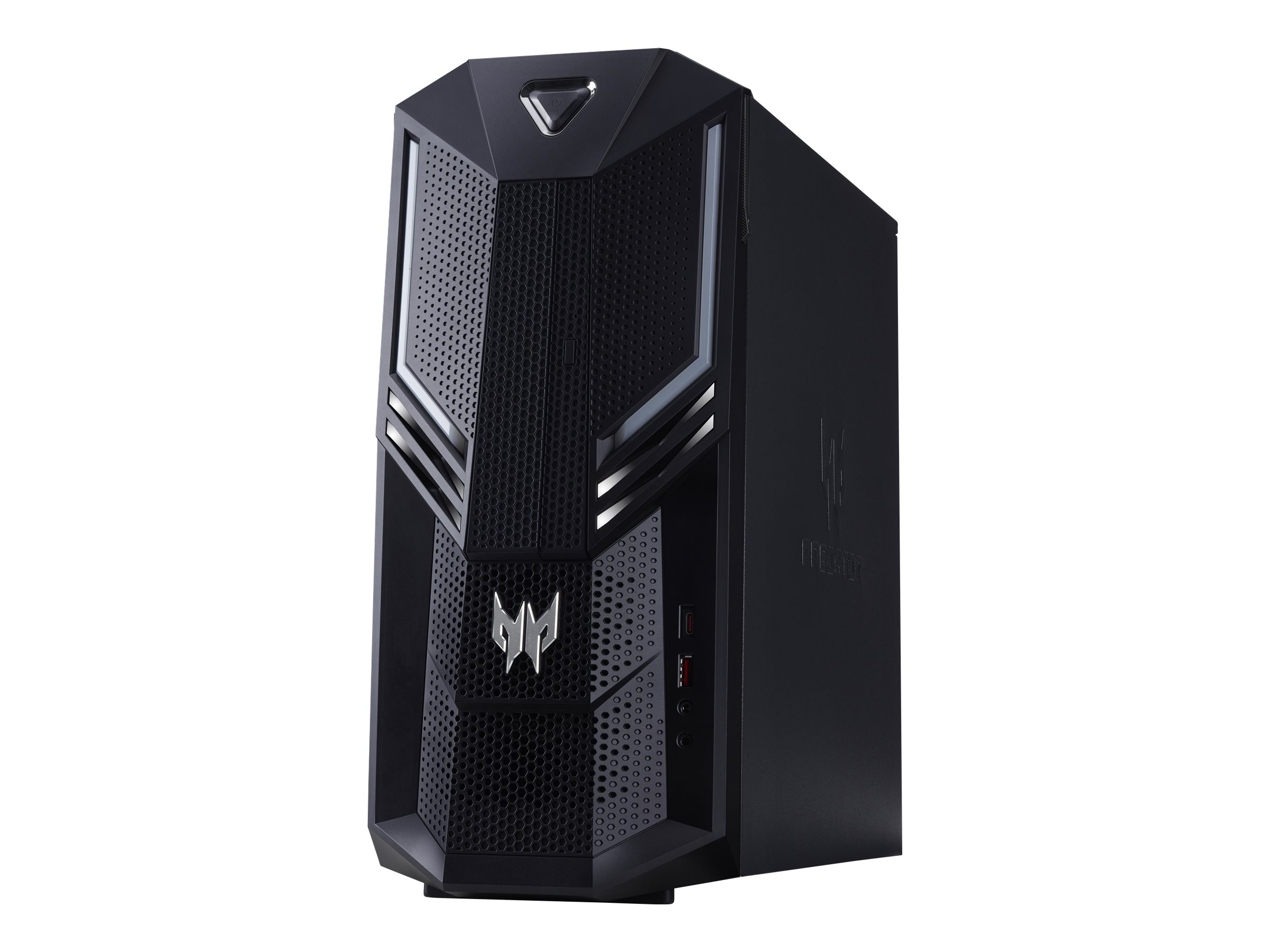 Acer Predator Orion 3000 PO3-600 - tower - Core i5 9400 2.9 GHz - 8 GB - SSD 256 GB, HDD 1 TB