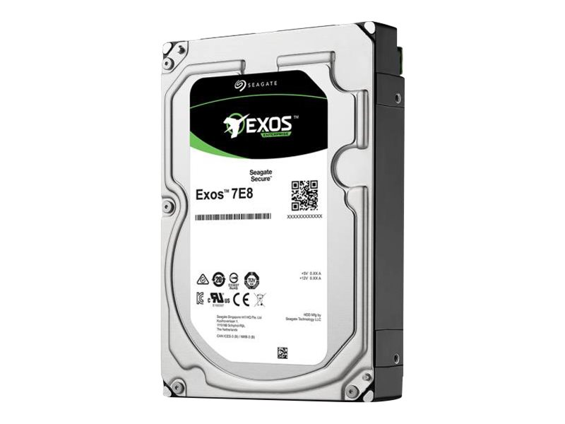 Seagate Exos 7E8 ST8000NM0095 - hard drive - 8 TB - SAS 12Gb/s