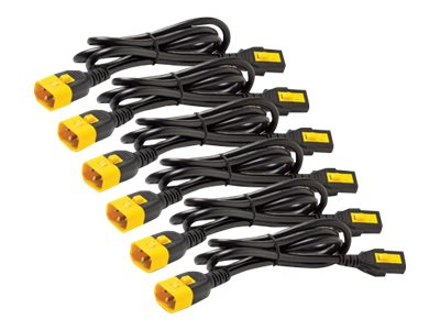 APC power cable - IEC 60320 C13 to IEC 60320 C14 - 4 ft
