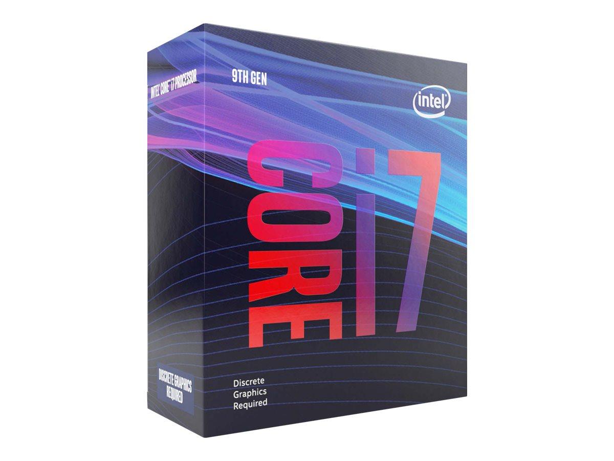 Intel Core i7 9700F / 3 GHz processor