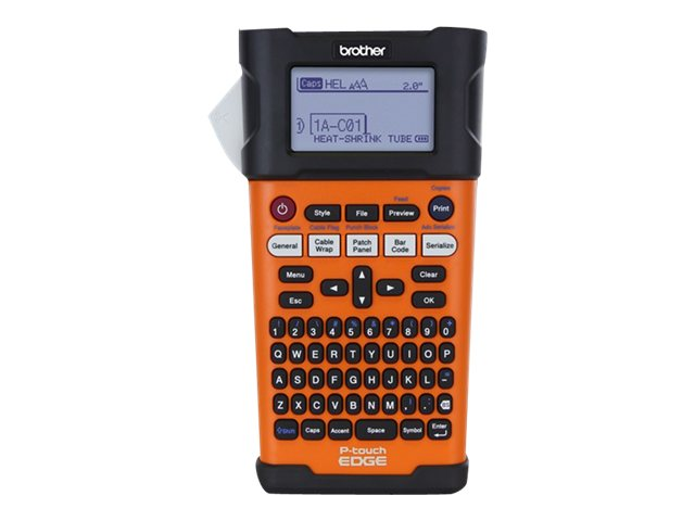 Brother P-Touch PT-E300 - labelmaker - thermal transfer