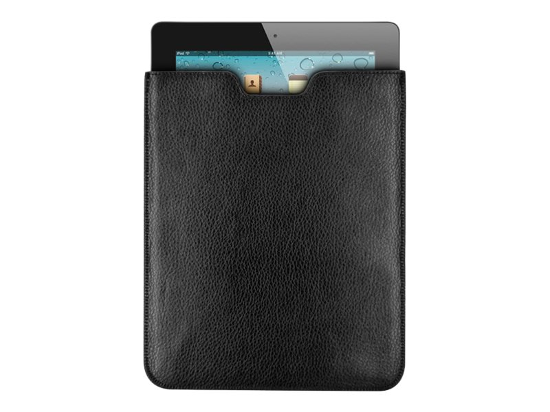 Premiertek Leather Sleeve Pouch Case - pouch for tablet