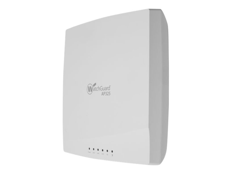 WatchGuard AP325 - wireless access point - with 3 years Secure Wi-Fi