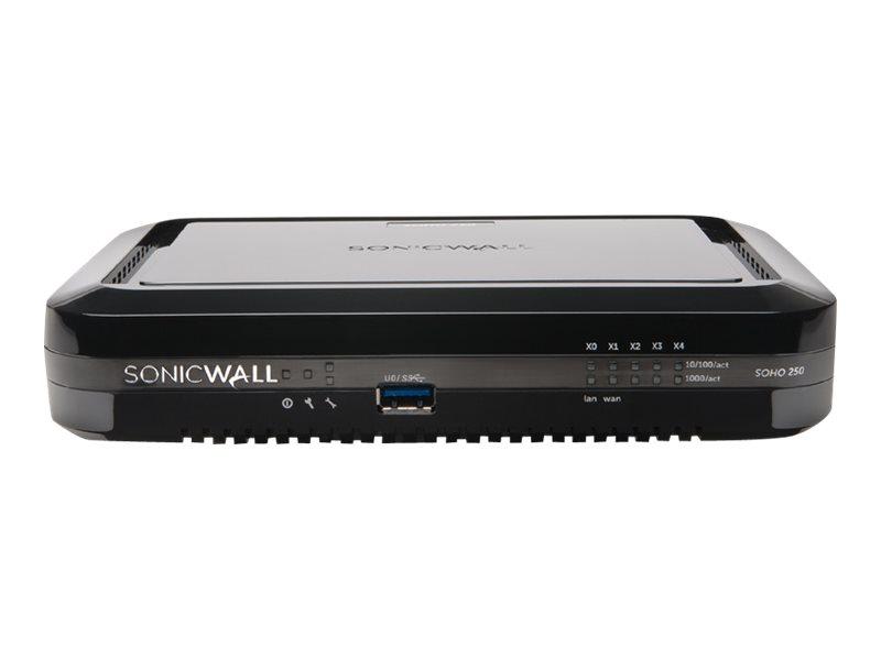 SonicWall SOHO 250 - security appliance