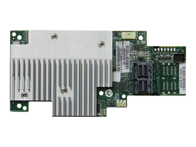 Intel RAID Controller RMSP3CD080F - storage controller (RAID) - SATA 6Gb/s / SAS 12Gb/s / PCIe - PCIe 3.0 x8