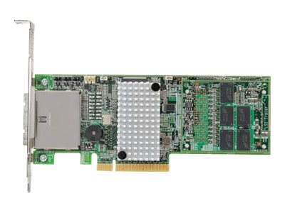 Lenovo ServeRAID M5120 - storage controller (RAID) - SATA 6Gb/s / SAS - PCIe 3.0 x8