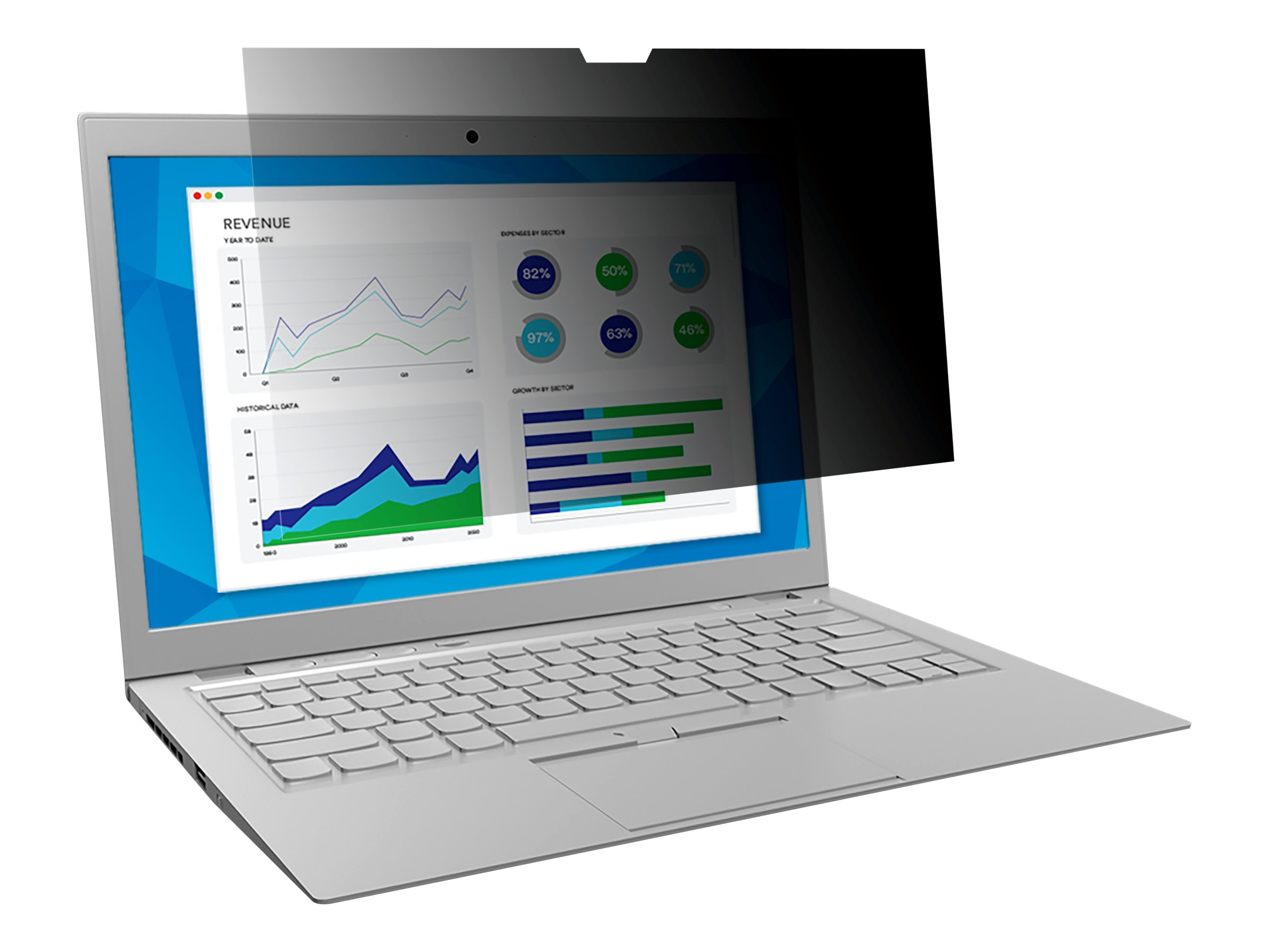 3M Privacy Filter for Surface Book, Surface Book 2 13.5