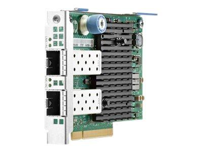 HPE 562FLR-SFP+ - network adapter - PCIe 3.0 x8 - 10 Gigabit SFP+ x 2