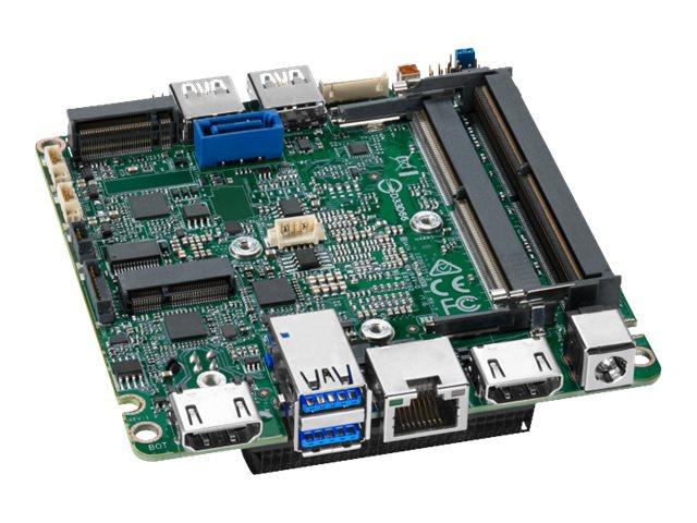 Intel Next Unit of Computing Board NUC7I7DNBE - motherboard - UCFF - Intel Core i7 8650U
