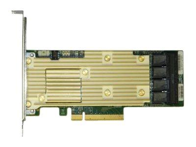 Intel RAID Controller RSP3TD160F - storage controller (RAID) - SATA 6Gb/s / SAS 12Gb/s / PCIe - PCIe 3.0 x8
