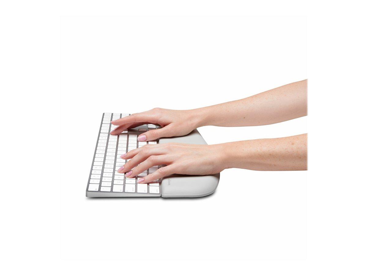 Kensington ErgoSoft for Slim Keyboards - keyboard wrist rest