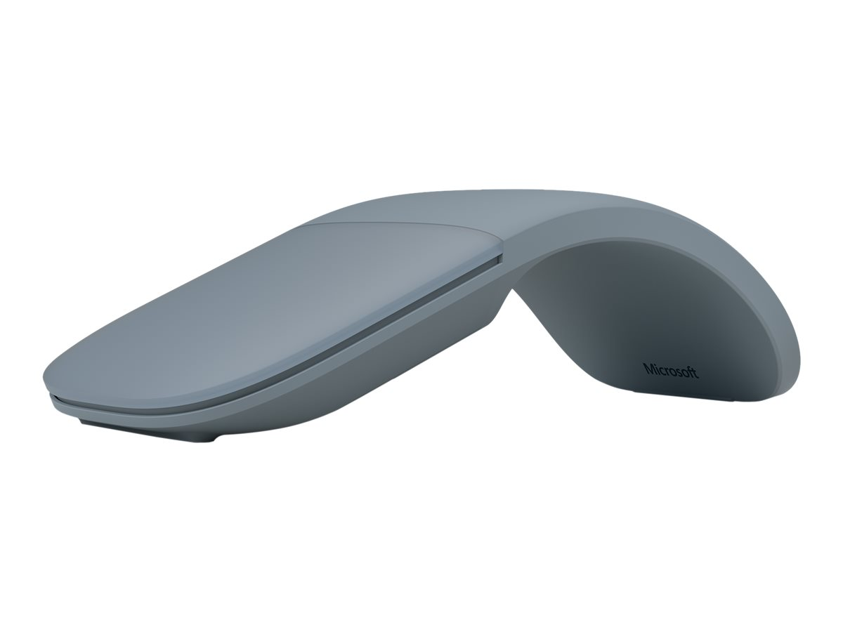 Microsoft Surface Arc Mouse - mouse - Bluetooth 4.1 - ice blue