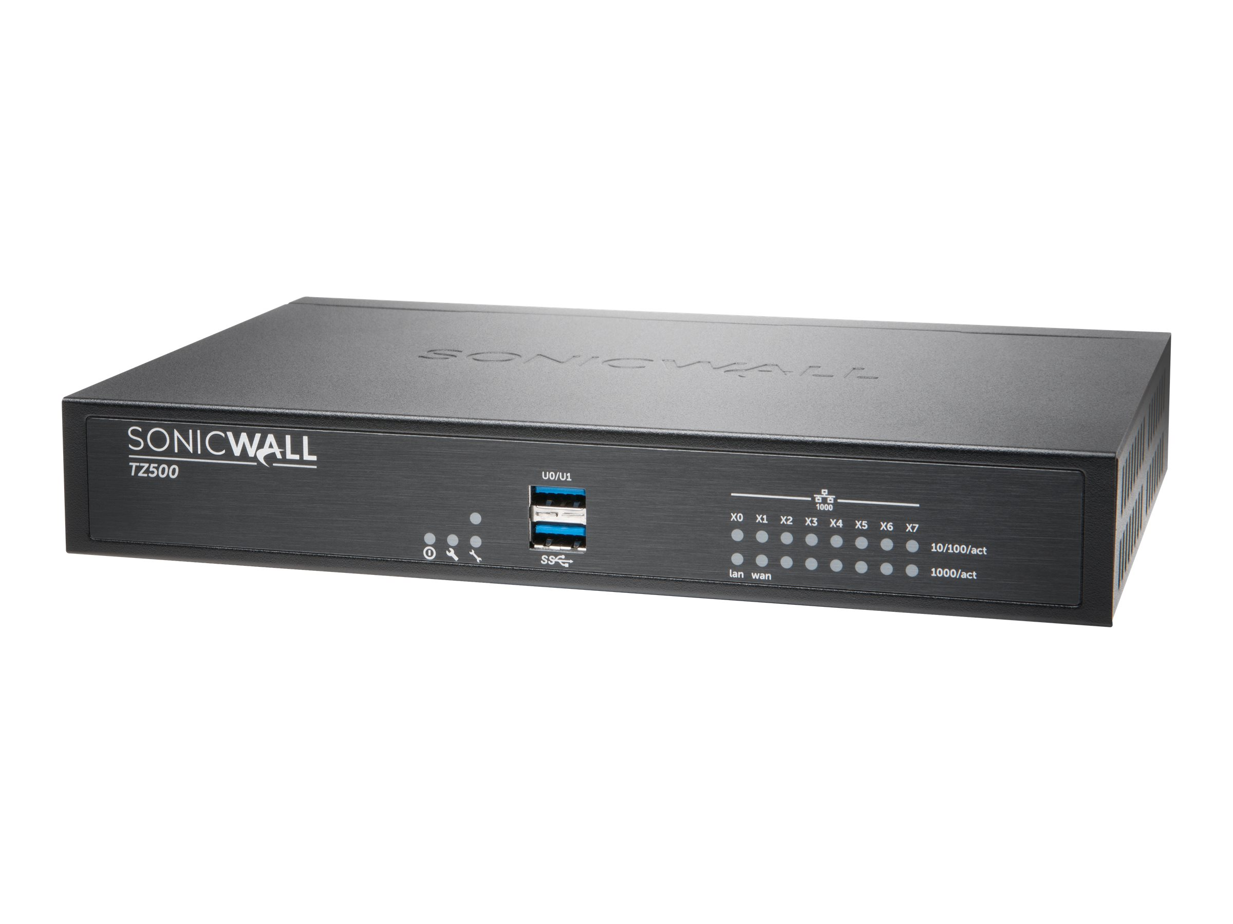 SonicWall TZ600 - Advanced Edition - security appliance - with 1 year TotalSecure