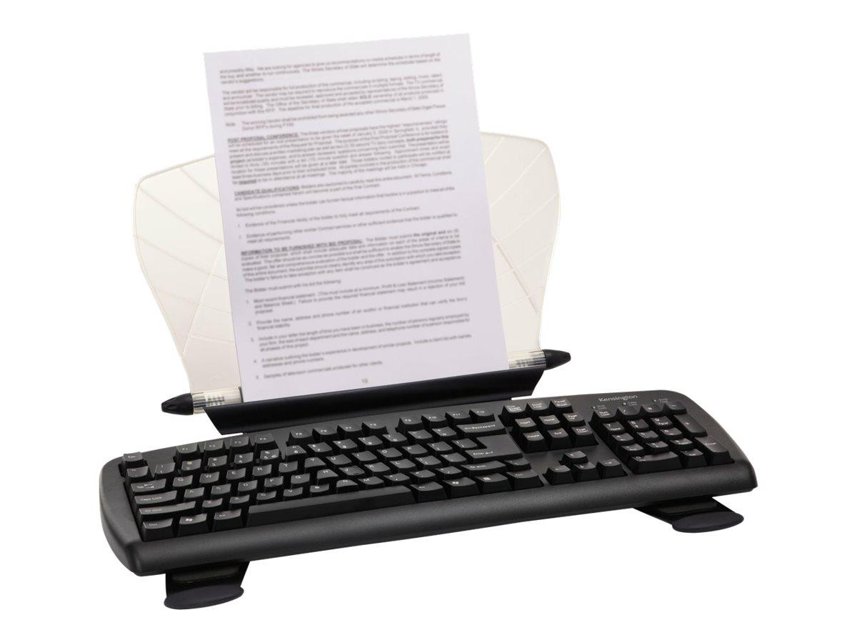Kensington Premium In-Line Book and Document Holder copy holder
