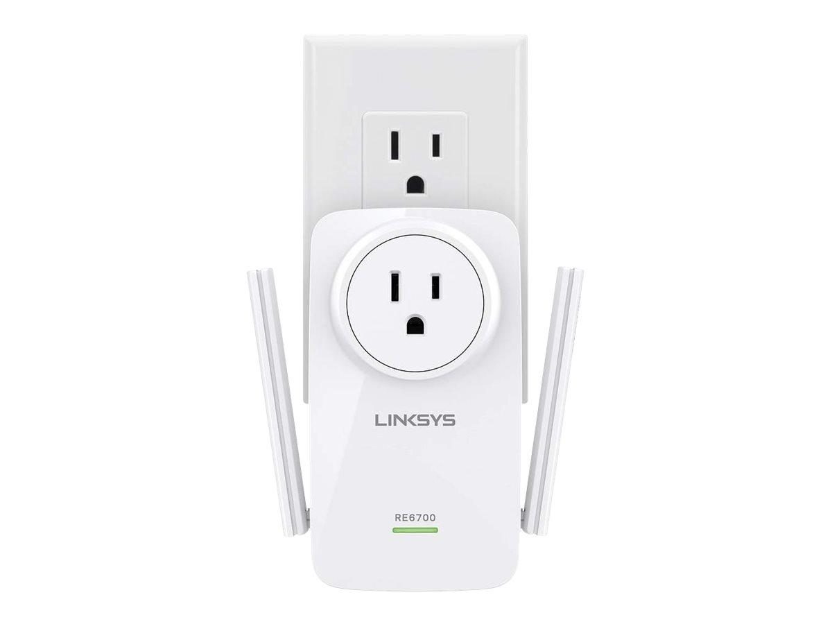 Linksys RE6700 - Wi-Fi range extender