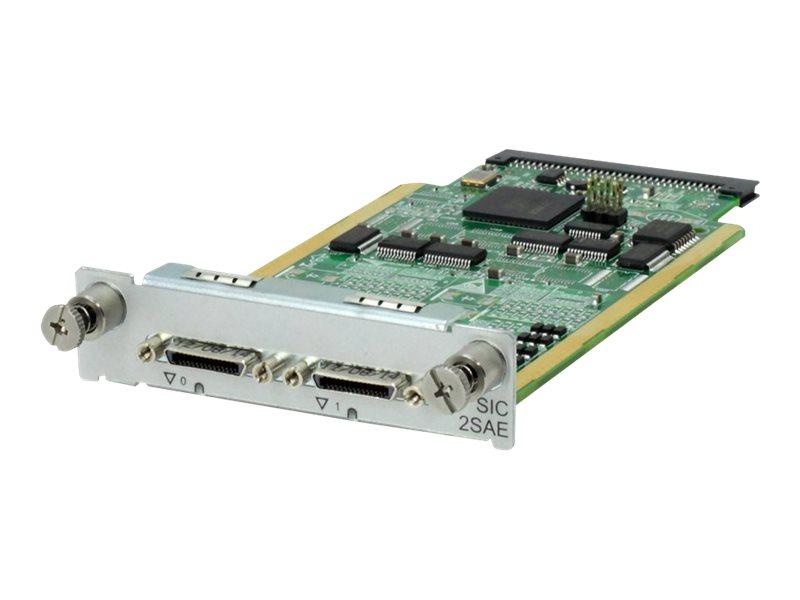 HPE Enhanced Sync/Async Module - expansion module - Smart Interface Card (SIC) - serial x 2