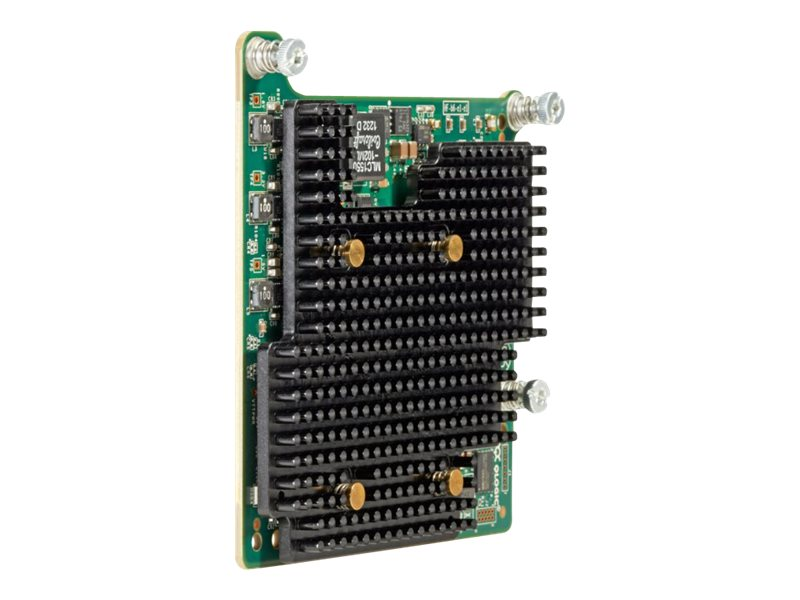 HPE FlexFabric 630M - network adapter - PCIe 2.0 x8 - 20 Gigabit Ethernet x 2