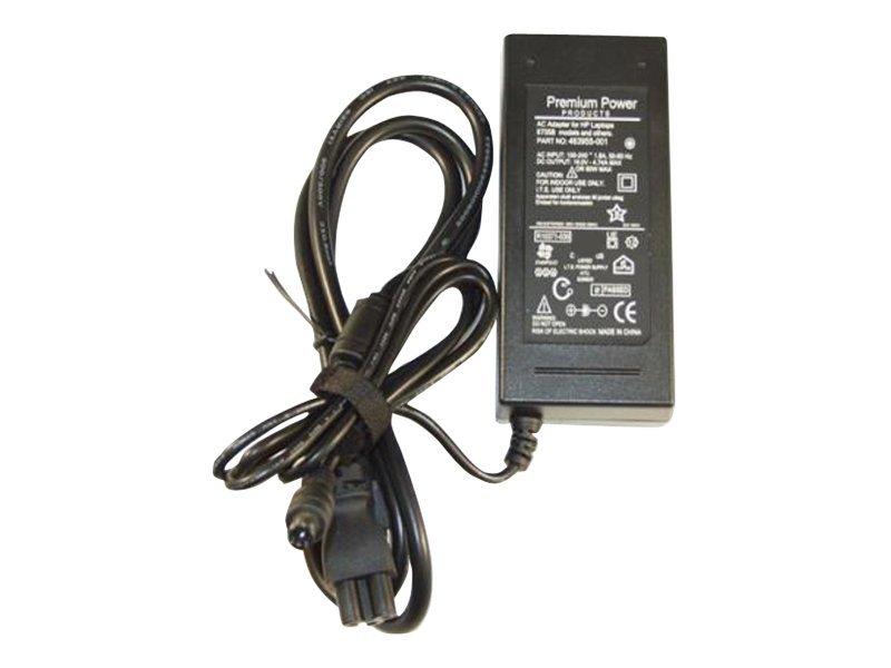 eReplacements 463955-001 - power adapter - 90 Watt...