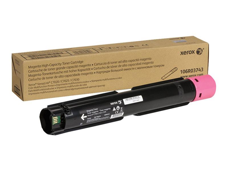 Xerox VersaLink C7020/C7025/C7030 - magenta - original - toner cartridge