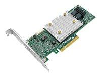 Microchip Adaptec SmartHBA 2100 8i - storage controller (RAID) - SATA 6Gb/s / SAS 12Gb/s - PCIe 3.0 x8