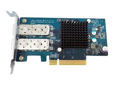QNAP LAN-10G2SF-MLX - network adapter - 10 Gigabit SFP+ x 2