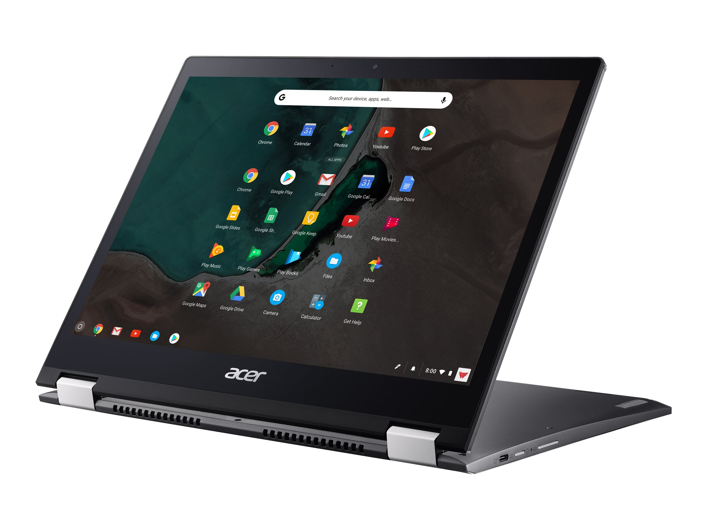 Acer Chromebook Spin 13 CP713-1WN-55HT - 13.5