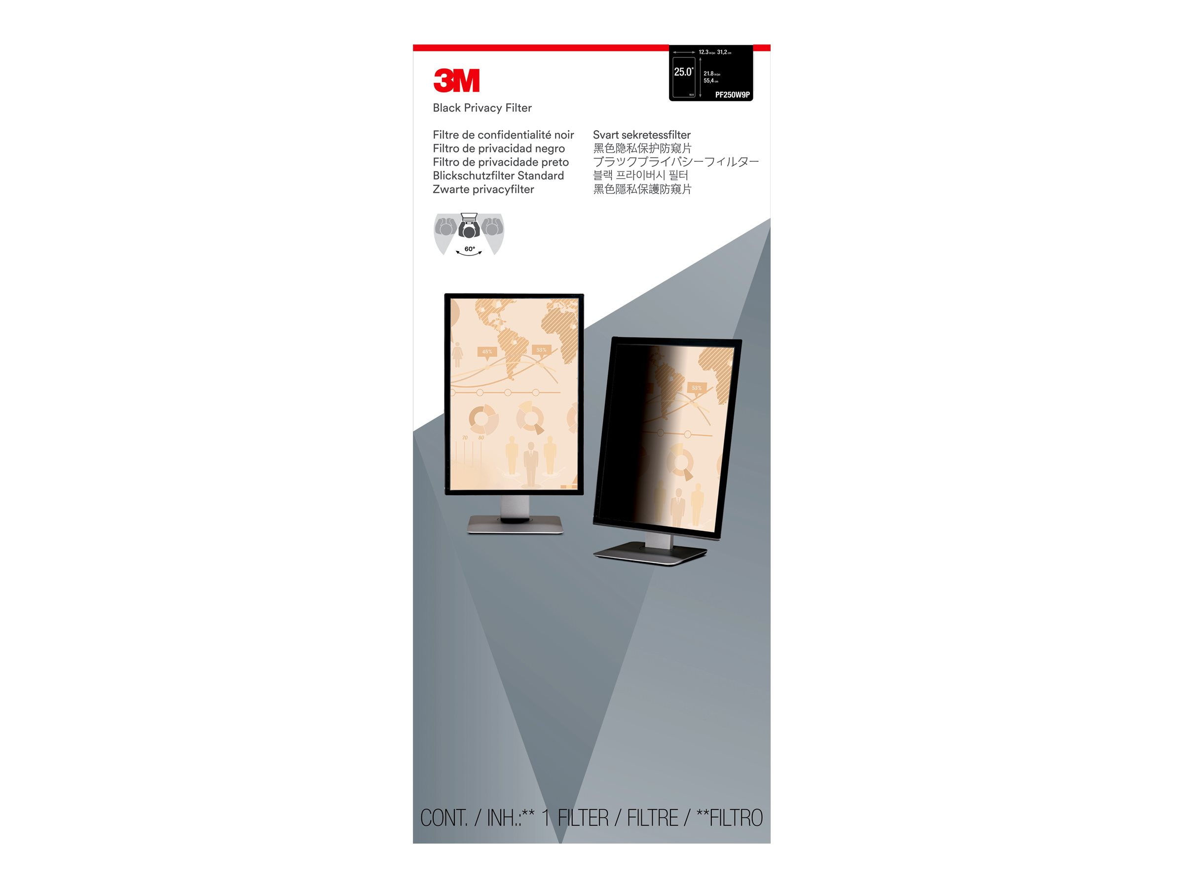 3M Privacy Filter for 25