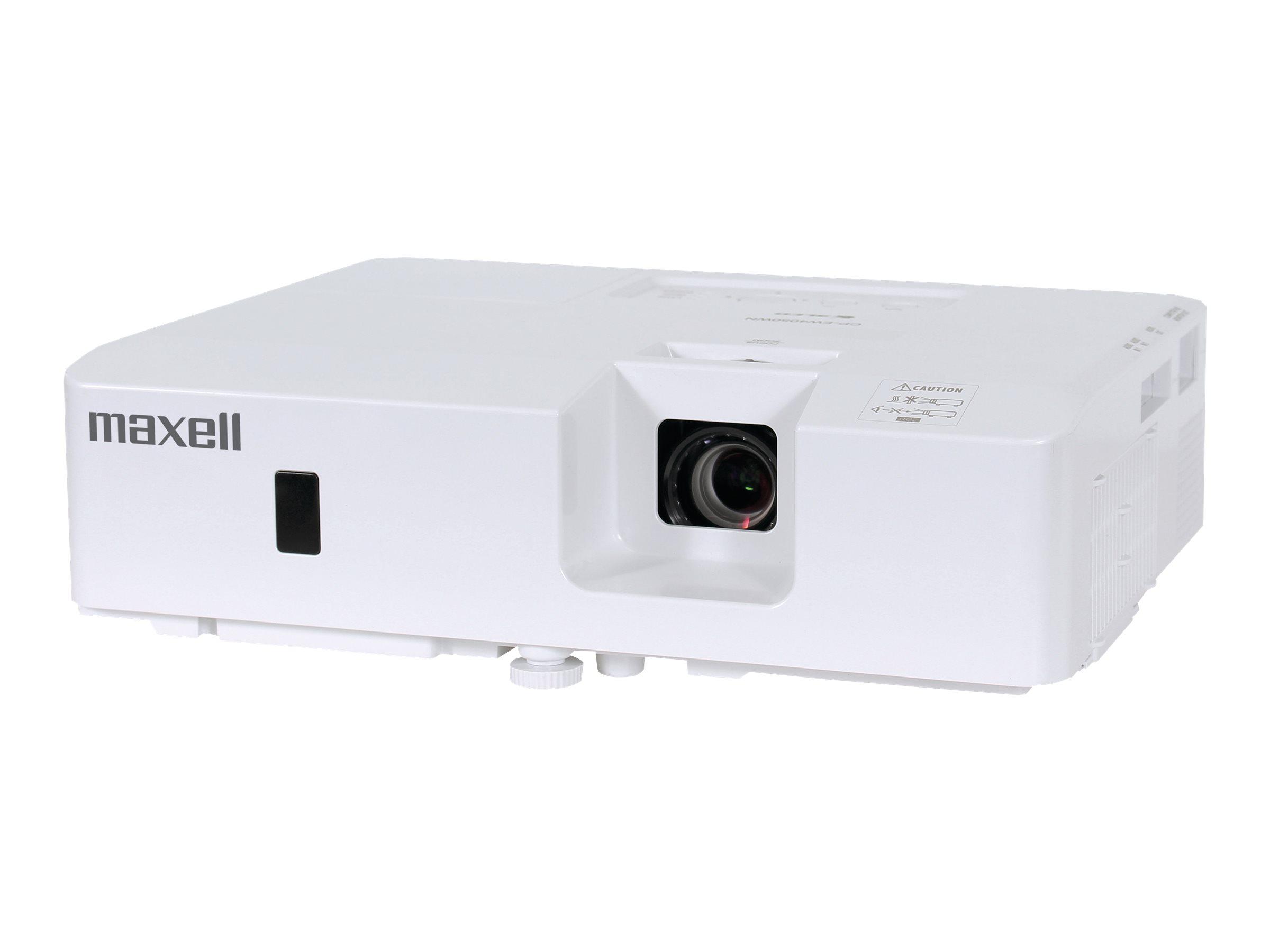Maxell MC-EW4051 - 3LCD projector - LAN