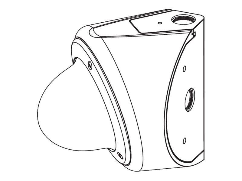 Bosch VDA-CMT-DOME - camera housing mounting brack...
