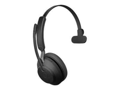 Jabra Evolve2 65 UC Mono - headset - with charging stand
