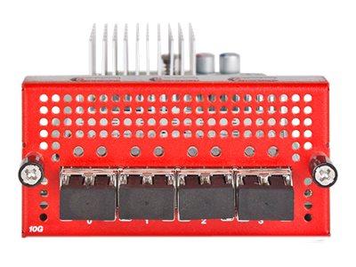 WatchGuard - expansion module - 10 Gigabit SFP+ x 4