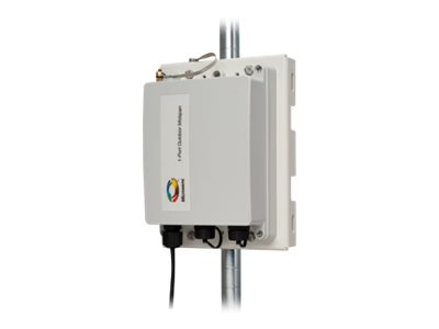 Microchip PD-9501GO/FN/AC - PoE injector - 60 Watt