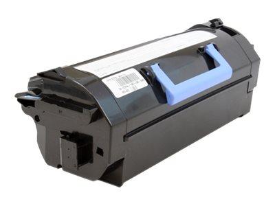 Dell - Extra High Yield - black - original - toner cartridge - Use and Return