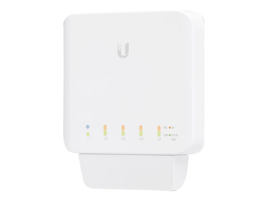 Ubiquiti UniFi Switch USW-FLEX - switch - 5 ports - managed