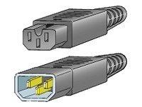 Cisco Jumper - power cable - IEC 60320 C15 to IEC 60320 C14 - 2.3 ft