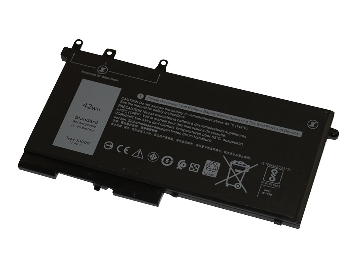 V7 - notebook battery - Li-pol - 3684 mAh - 42 Wh