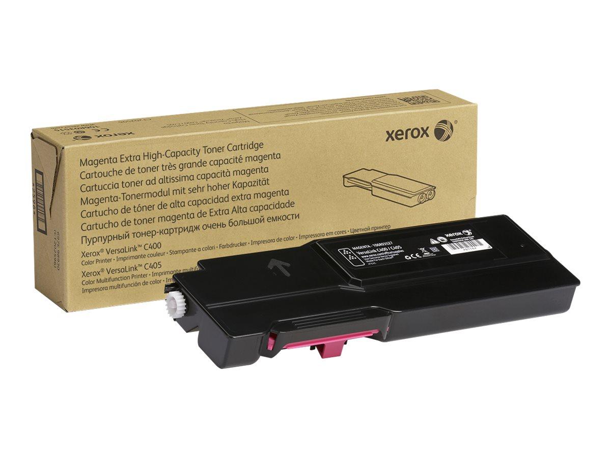 Xerox VersaLink C400 - Extra High Capacity - magenta - original - toner cartridge