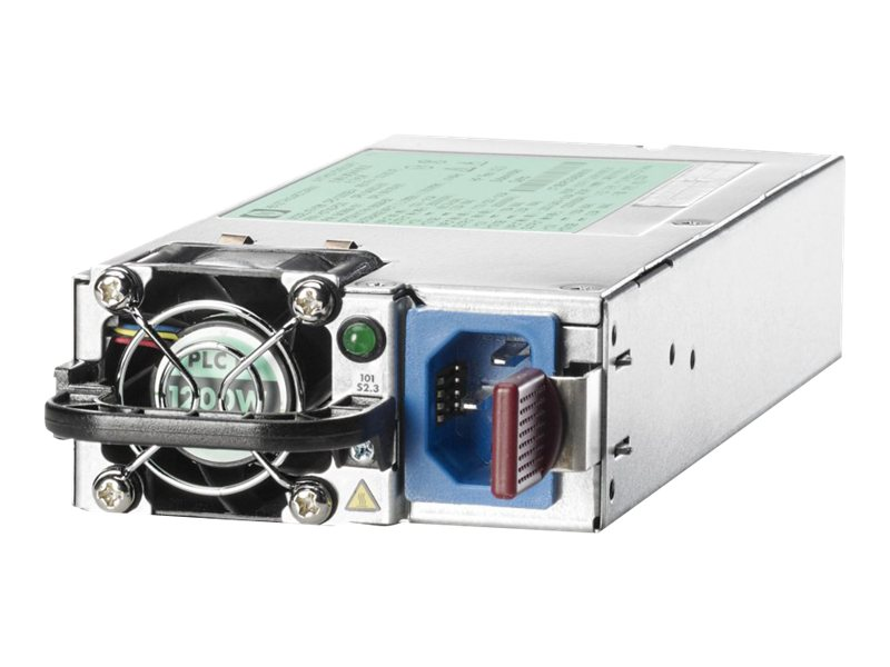 HPE Common Slot Platinum Power Supply Kit - power supply - hot-plug - 1200 Watt