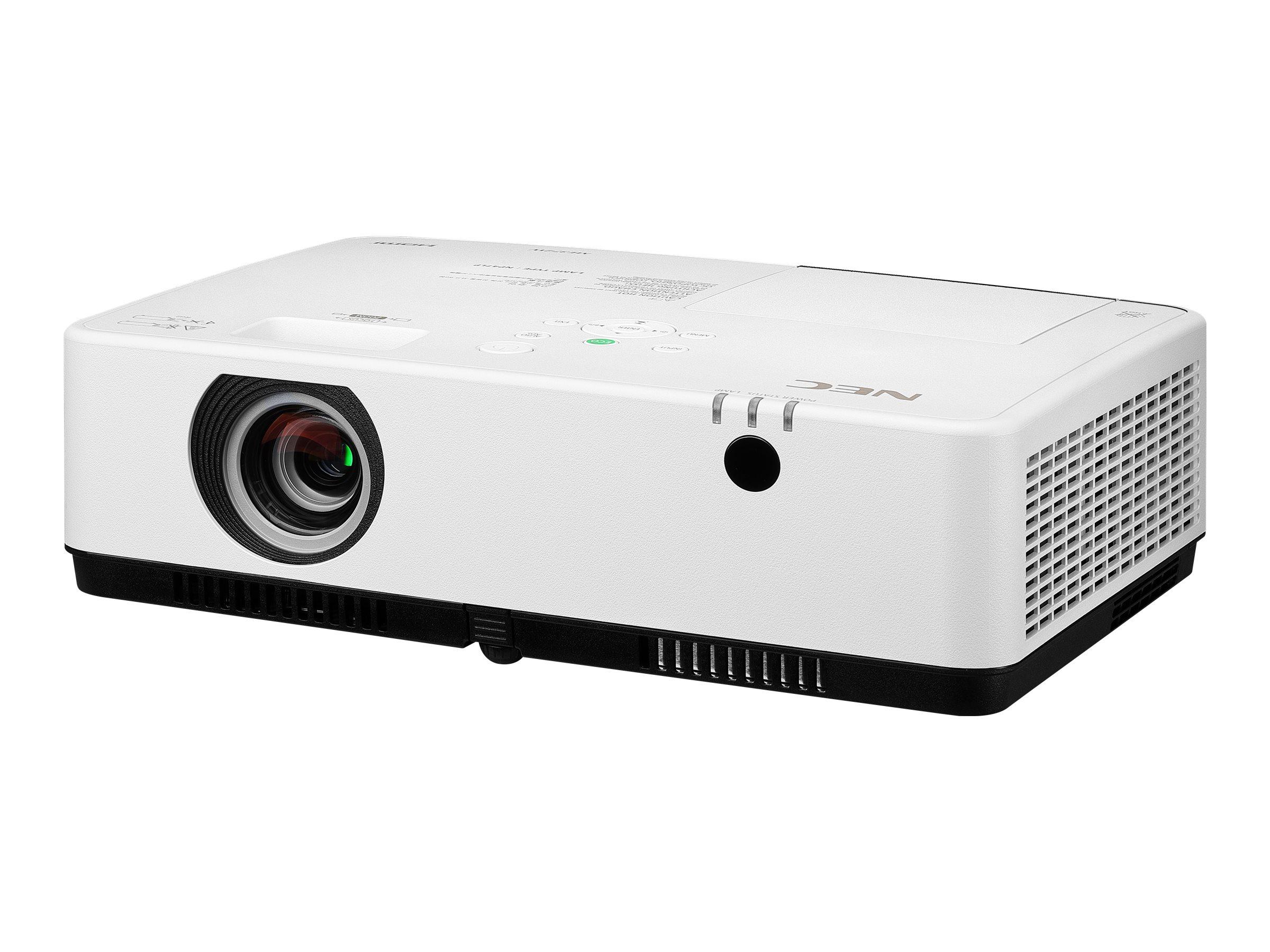 NEC ME372W - LCD projector - LAN