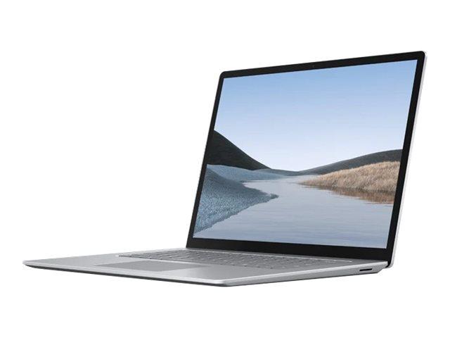 "Microsoft Surface Laptop 3 - Core i5 1035G7 / 1.2 GHz - Win 10 Pro - 8 GB RAM - 256 GB SSD NVMe - 15"" touchscreen 2496 x 1664"