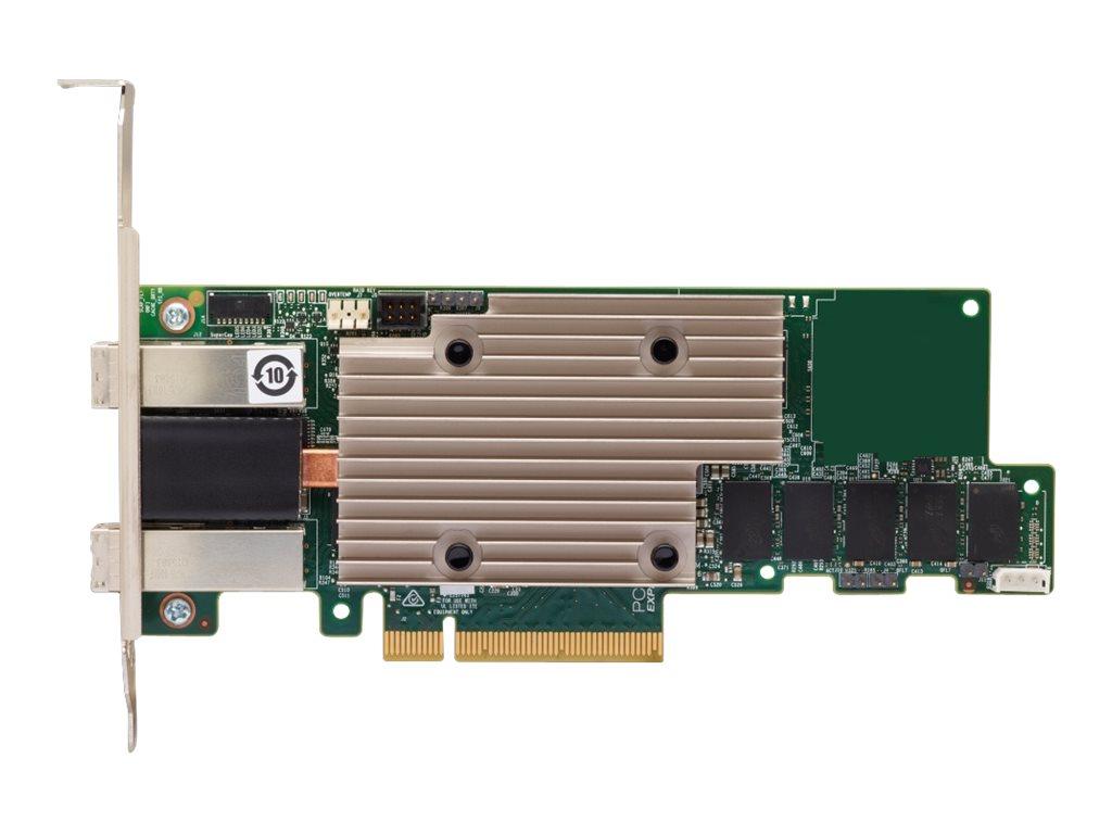 Lenovo ThinkSystem 930-8e - storage controller (RAID) - SATA / SAS 12Gb/s - PCIe 3.0 x8