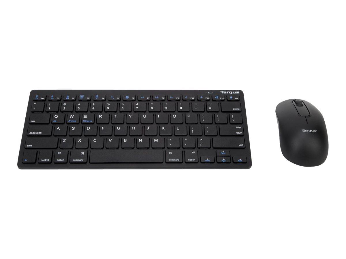 Targus - keyboard and mouse set - black