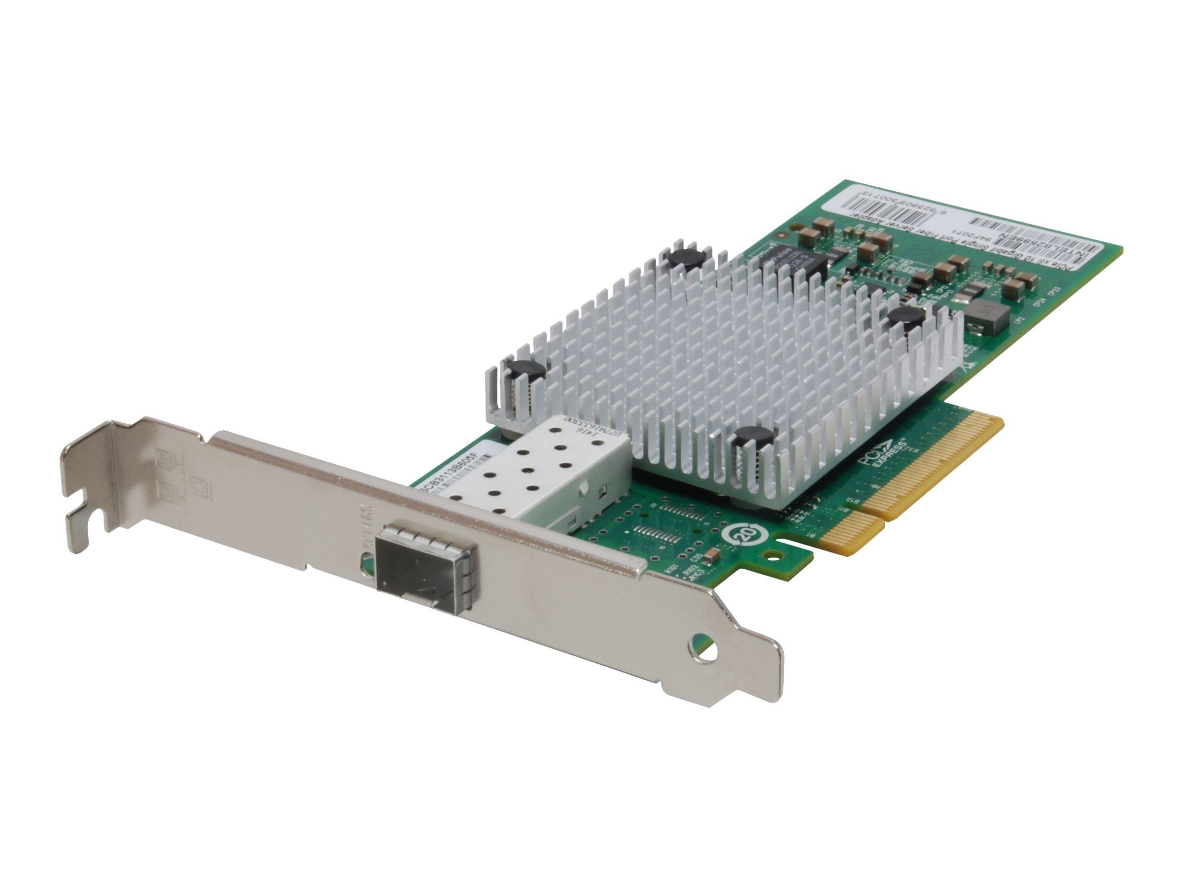 LevelOne GNC-0201 - network adapter - PCIe x8 - 10 Gigabit SFP+ x 1