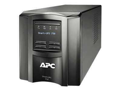 APC Smart-UPS 750 LCD - UPS - 500 Watt - 750 VA